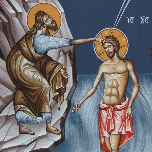 The Theophany Celebrates More than Christ's Baptism