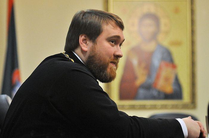Јеромонах Герман (Мељников). Фото: Денис Кожевников/ТАСС
