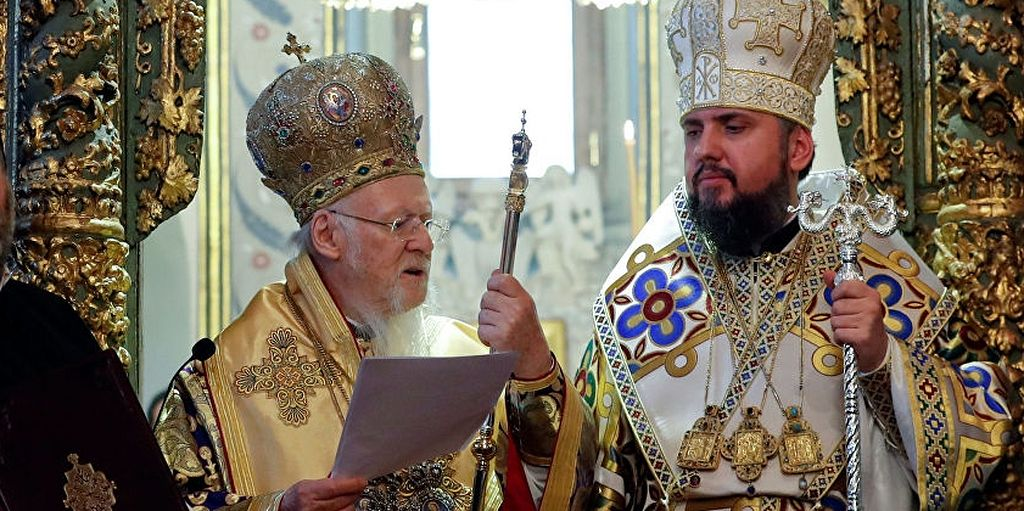A Canonical Crisis in the Orthodox Church / OrthoChristian Com