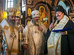 We cannot take the words of Constantinople's Ukrainian Exarch seriously, what is happening in Ukraine is a great sorrow and tragedy—Polish hierarch