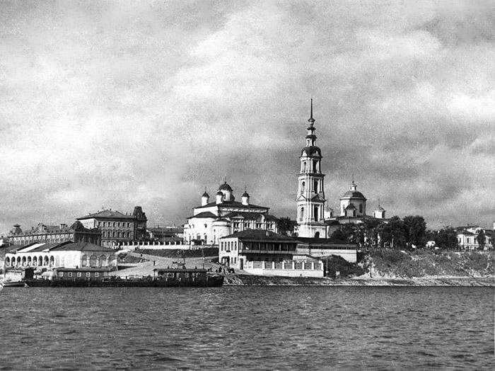 Успенский собор г. Кинешма