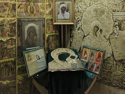 В Казанской женской обители Ярославля открылся монастырский музей