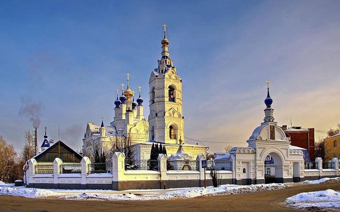 Преображенский Кафедральный собор, г. Иваново