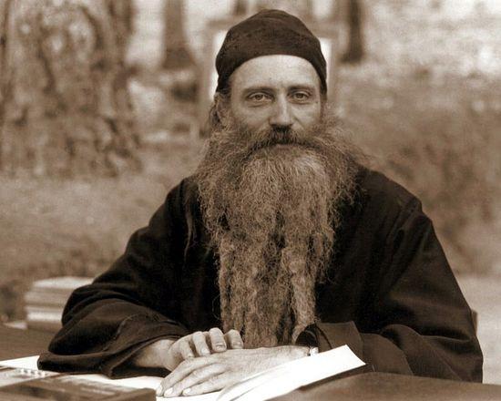 Fr. Seraphim Rose. Photo: orthodoxchurchquotes.com