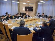 В Госдуме состоялось заседание рабочей группы по подготовке Рождественских Парламентских встреч