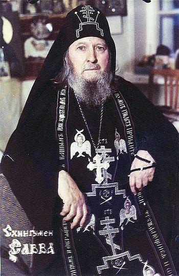 Схиигуман Сава (Остапенко)