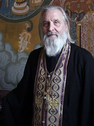 Archpriest George Breyev. Photo by Vladimir Khodakov/Patriarchia.ru