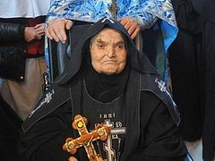 107-year-old Ukrainian schemanun reposes in the Lord