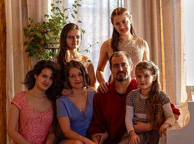 Формула семьи. Алиповы
