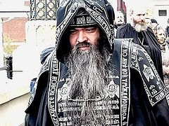 Kiev schema-archimandrite appeals to Georgian Church not to recognize Ukrainian schismatics
