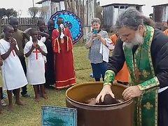13 children baptized into Christ at Kenyan orphanage (+ VIDEO)