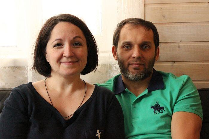 Андрей и Ульяна Кузьмины