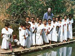 На жертвеннике миссионерства