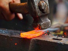 Железо не куют как попало. Поучения св. Антония Великого