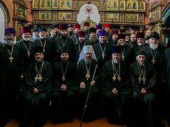 Clergy of Brovary, Tatarbunary Regions confirm loyalty to canonical Ukrainian Church