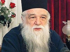 "Greek metropolitan sentenced to 7 months for ""hate speech and incitement to violence"" against homosexuals"