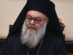 Patriarch John X rejects possibility of split in Antiochian Church