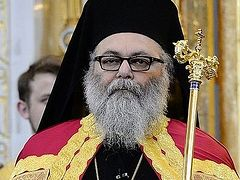 We continue to call the Patriarchate of Constantinople to dialogue—Patriarch John of Antioch