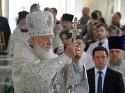 14 февраля в 18:00 состоится Патриаршее богослужение в Сретенском монастыре