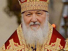 His Holiness Patriarch Kirill on the Spiritual Life