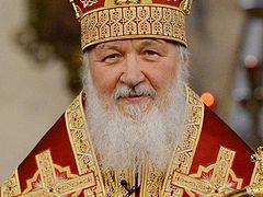 Святейший Патриарх Кирилл о духовной жизни