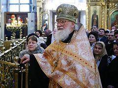 Вспоминая патриарха Пимена