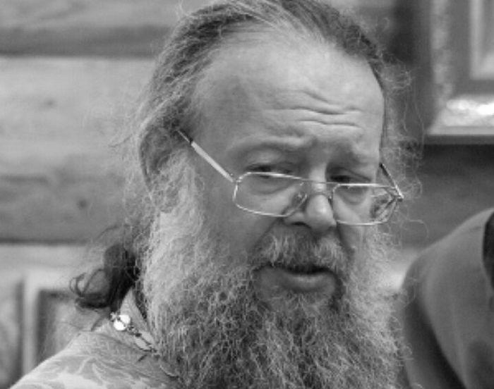 Иерей Михаил Преображенский