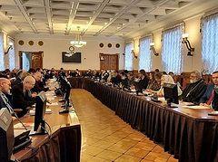 Вопросы противодействия алкоголизму в молодежной среде обсудили в Москве в рамках Рождественских чтений
