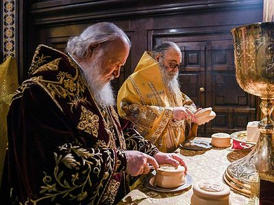 Ten Years as Patriarch of Moscow and All Russia