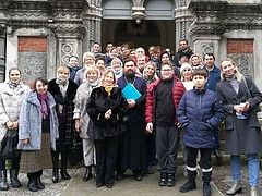 Parishioners of Italian parish unanimously vote to switch to ROCOR, rector calls on Archdiocese to follow their lead