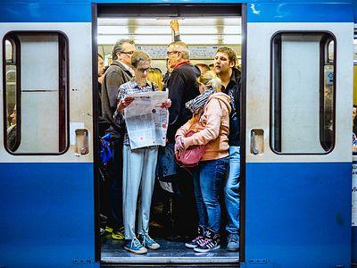 О Георгии Великанове, старце Силуане и размышлениях в вагоне метро