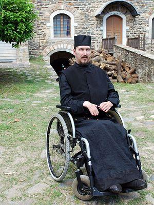 Схимонах Митрофан (Чернов)