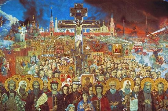The Holy New Martyrs And Confessors Of Russia Orthochristian