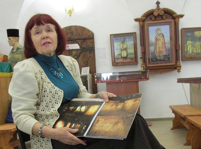 Кандидат искусствоведения Тамара Васильевна Шулакова
