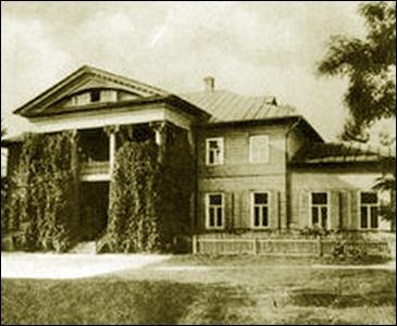 Усадебный дом Трощинского