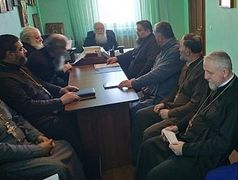 Khust Diocese declares support for canonical Ukrainian Church and Met. Onuphry