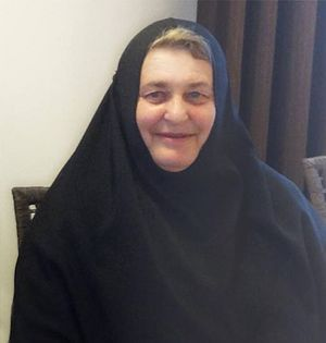 Монахиня Людмила (Пряшникова)