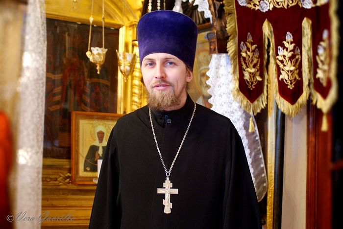 Священник Антоний Шувакин