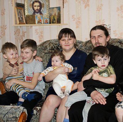 Восемь детей и никакого гламура