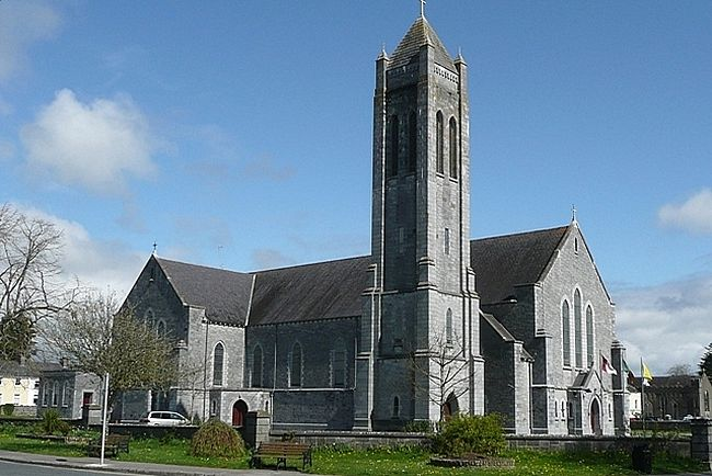 St. Brigid's Church in Portumna, Galway