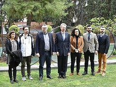 Посол США в Греции Джеффри Пайетт встретился с руководством греческого церковного информационного агенства «Ромфея»