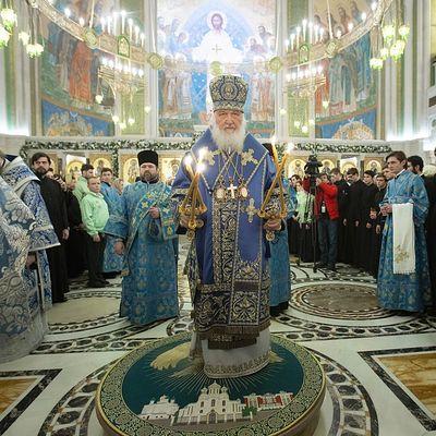 Сретение Господне в Сретенском монастыре