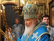 Патриарх Кирилл: Без реальной встречи с Богом верующий человек не может существовать