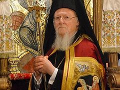 Greek Theologian: Patriarch Bartholomew is a Threat for the Orthodox East!