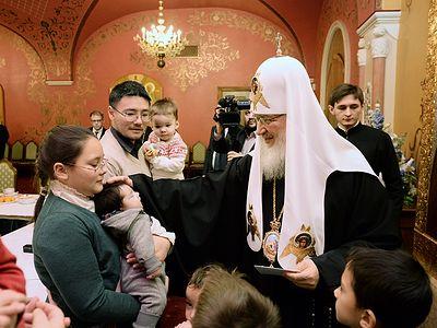 В Церкви выступили с предложениями по поддержке многодетных семей / Православие.Ru