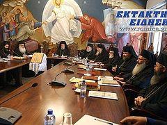 Кипрская Православная Церковь не признает «ПЦУ»