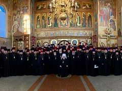 Donetsk Diocese declares its loyalty to canonical Ukrainian Church and primate