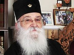 Greek Metropolitan Paul of Glyfada reposes in the Lord