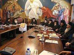 Cypriot Holy Synod: new Ukrainian structure has not achieved unity, has illegitimate hierarchs and clergy