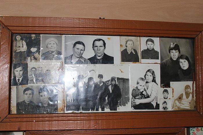 История семьи Логиновых на старых фото